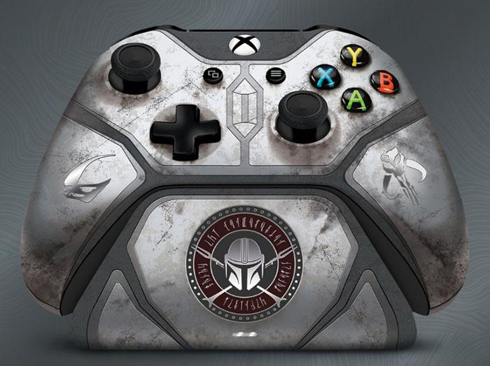 Manette Xbox One The Mandalorian