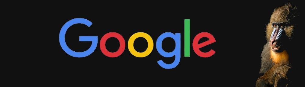 Google Logo Banner