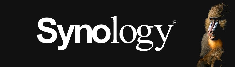 Synology Logo Banner