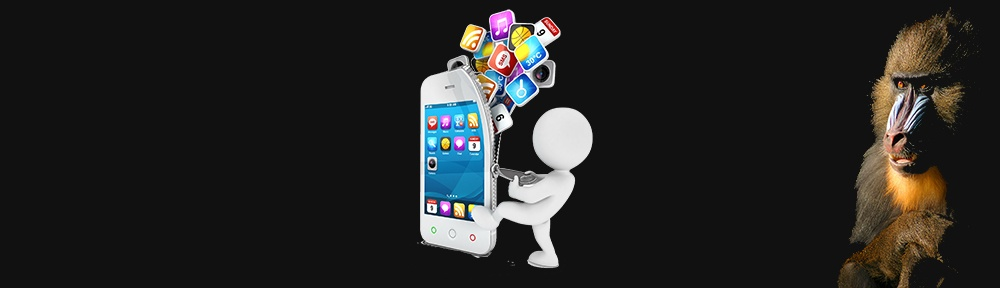 Application iOS Android logiciel software